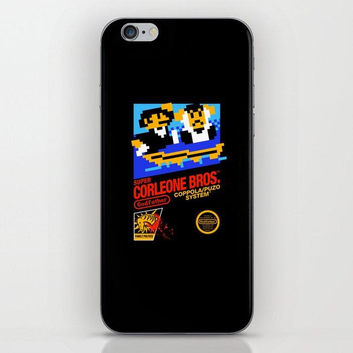 Super Corleone Bros iPhone Skin