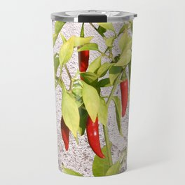 Thai Peppers Travel Mug