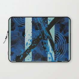 Agent BlueSky Laptop Sleeve