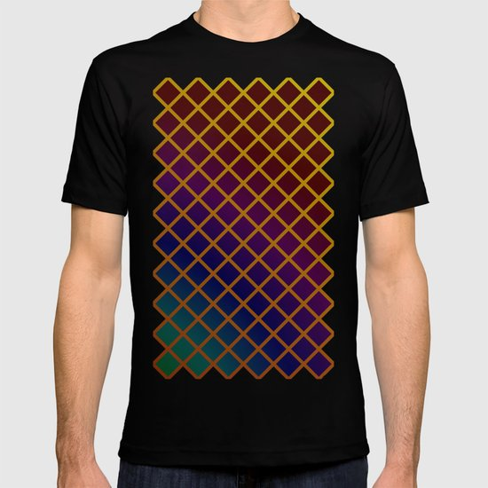 Geometric Abstraction. T-shirt