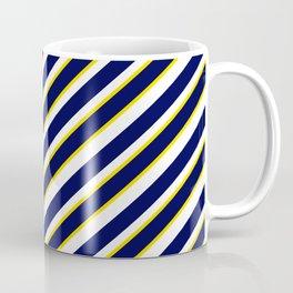 TEAM COLORS 1…Navy , yellow , white Coffee Mug