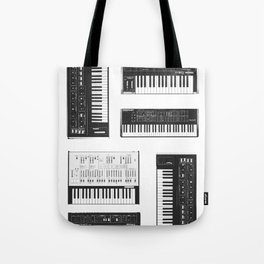 Collection : Synthetizers Tote Bag