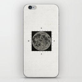 Moon Scale iPhone Skin