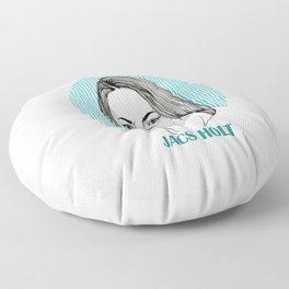Wentworth | Jacs Holt Floor Pillow