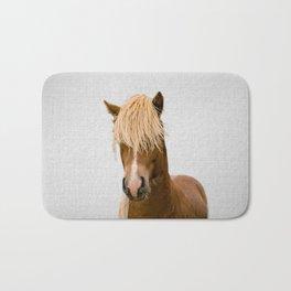 Horse - Colorful Bath Mat
