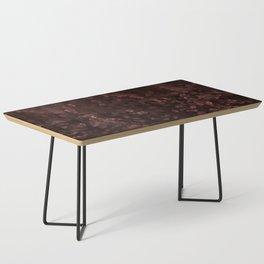 Stone coral - dark Coffee Table