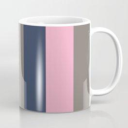LONGING : L(avender) O(chre) N(adeshiko Pink) G(rey) I(ndigo) N(adeshiko Pink) G(rey) Coffee Mug