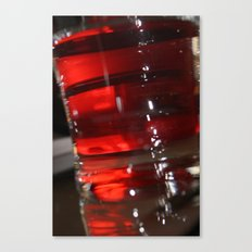 Red Canvas Print