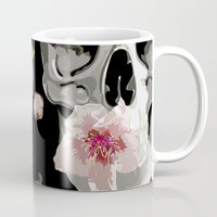 "spring Mugs featuring ""Spring"" by Miguel Angélus Batista"