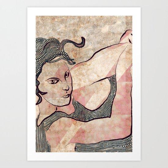 157 Art Print