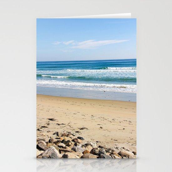 Rocky Beach Stationery Cards