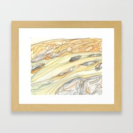 Eno River #16 Framed Art Print