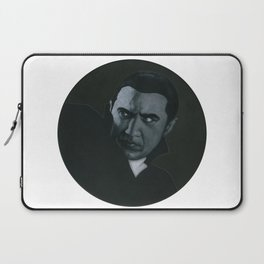 Bram Stoker's Dracula on vinyl record print Laptop Sleeve