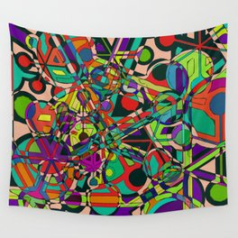 Cluster  Wall Tapestry