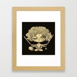 kill bill Framed Art Print