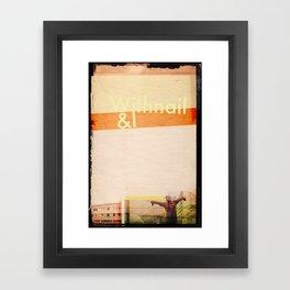 Withnail&I 4 Framed Art Print