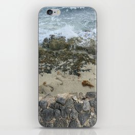OCEAN MIST iPhone Skin