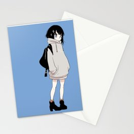 hoodie Stationery Cards