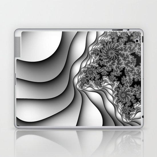 Layers of Snow Laptop & iPad Skin