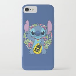 Maneki Stitch iPhone Case