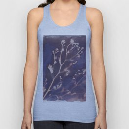 Cyanotype No. 12 Unisex Tank Top