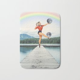 This is not a game Bath Mat