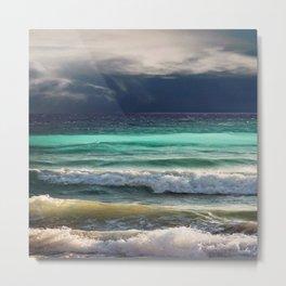 OCEAN#01 Metal Print