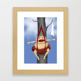 use your imagination... Framed Art Print