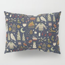 Winter Nights Pillow Sham