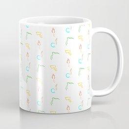 Energy of Monster - Full Print Coffee Mug
