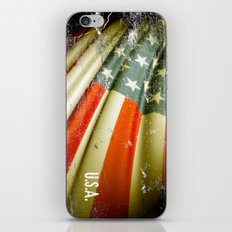 Flag of USA iPhone & iPod Skin