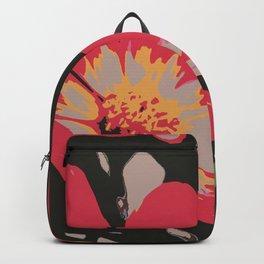 Sixties flowers Backpack