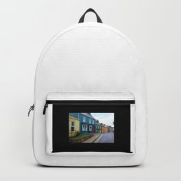 colorful peace Backpack