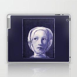 The Thief in Indigo Laptop & iPad Skin