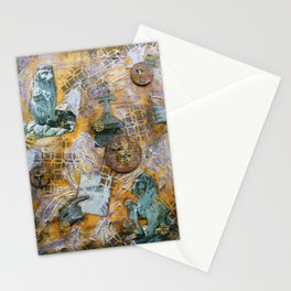 Behold the Lion Stationery Cards