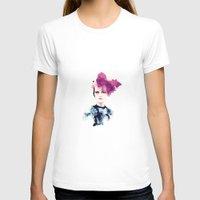 fashion illustration T-shirts featuring fashion illustration by Ivy Gao