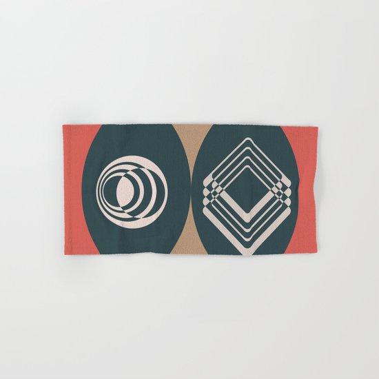 Circles #2 Hand & Bath Towel