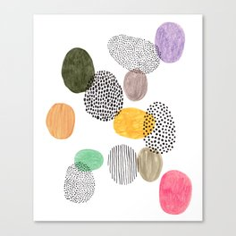 Bolls by Veronique de Jong Canvas Print