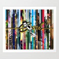 STERLS Art Print