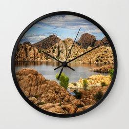 The Dells - Prescott, AZ Wall Clock