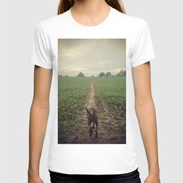 The Lonesome Traveller T-shirt