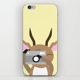 Impala - Photography iPhone Skin