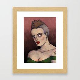 21st Century's Athena Framed Art Print
