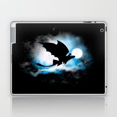 Toothless Night Flight Laptop & iPad Skin