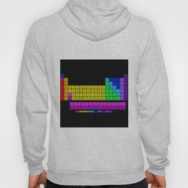 Periodic table of elements Hoody