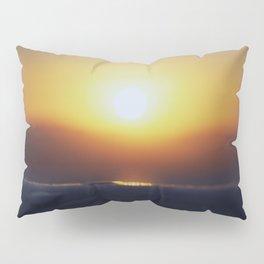 Sunset Droplet Pillow Sham
