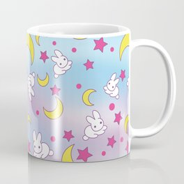 Usagi' s Pattern Coffee Mug