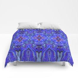 Agnes Cobalt Comforters