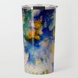 Extruded - photo comp Travel Mug