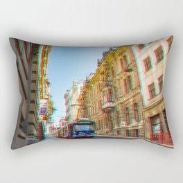 Tramway Rectangular Pillow